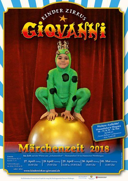 Märchen der Welt - Kinderzirkus @ Hannover