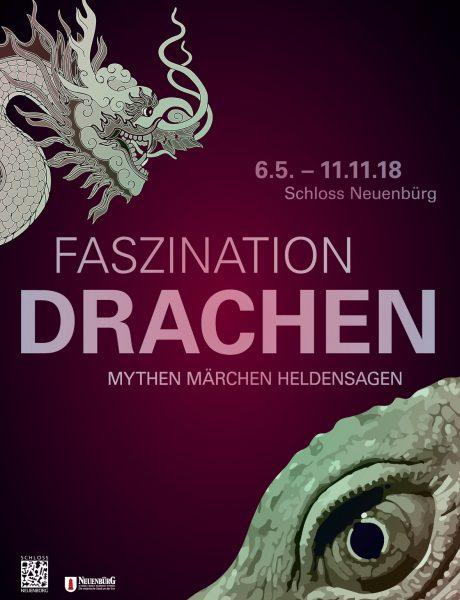 """Sonderausstellung """"Faszination Drachen - Mythen Märchen Heldensagen"""" @ 75305 Neuenbürg"""